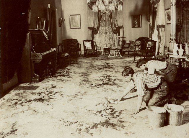 Jr Burrows Historic Carpet Cleaning Methods In The