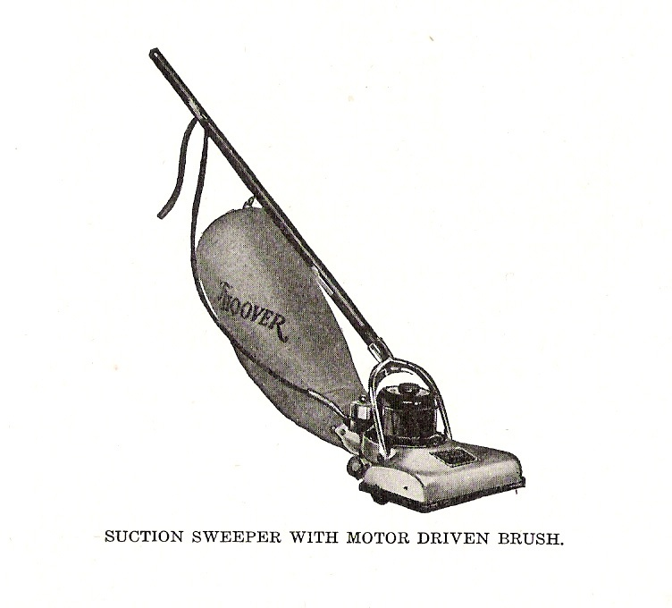 The small portable cleaner  Vacuum 1920
